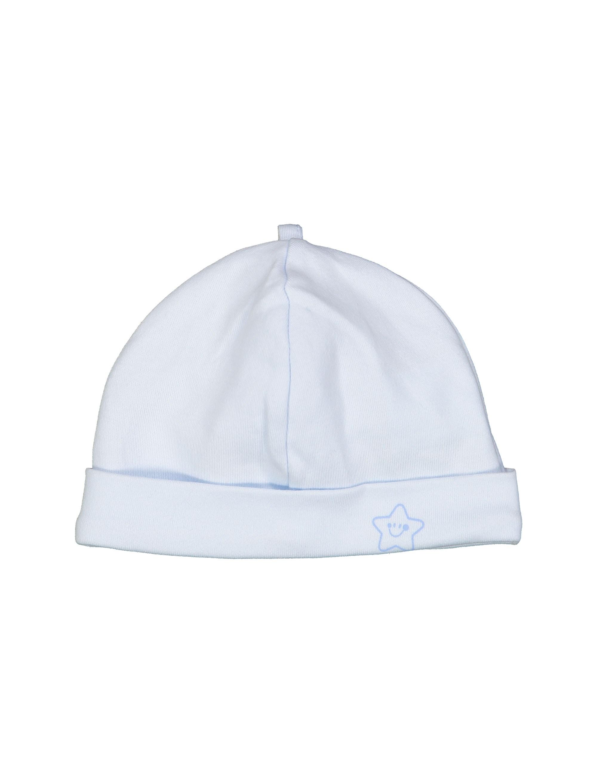 کلاه نخی نوزادی پسرانه