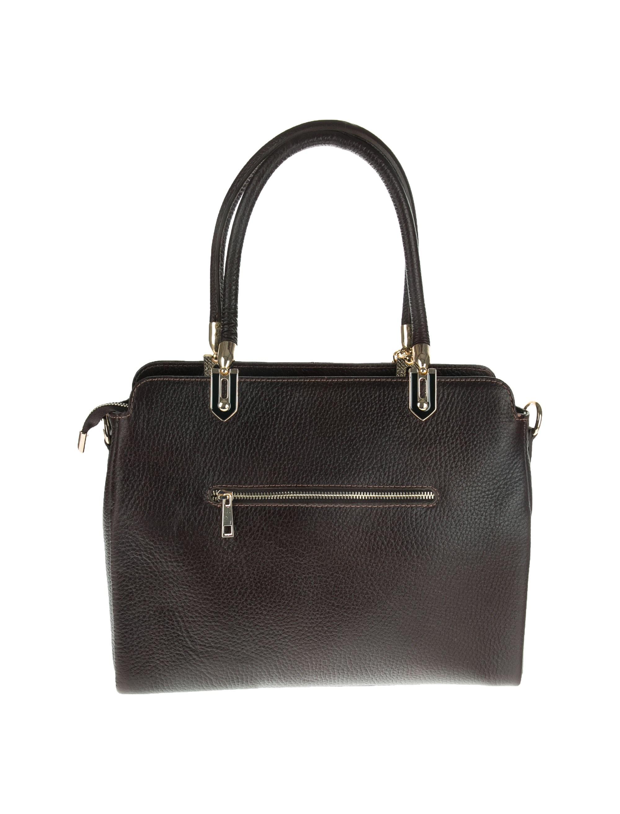 کیف دستی چرم روزمره زنانه - شیفر