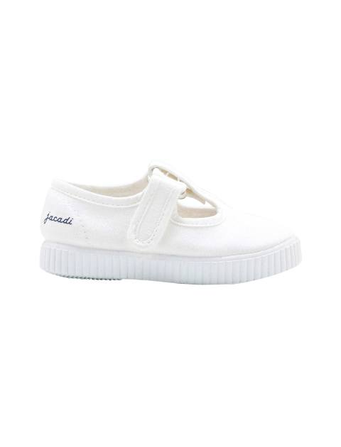 کفش چسبی دخترانه Elipse - جاکادی - سفيد - 1