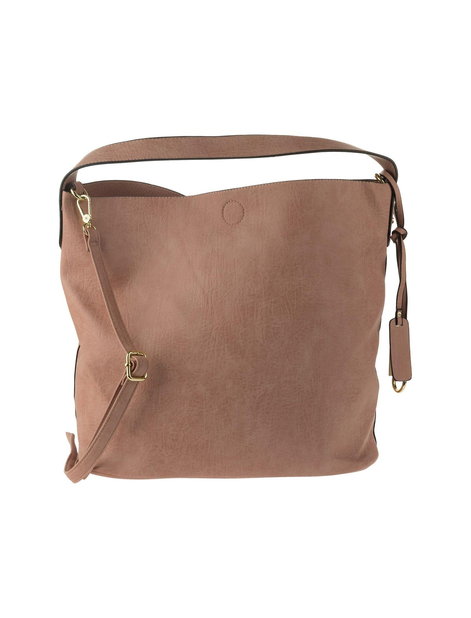 کیف دستی روزمره زنانه - دادلین تک سایز - صورتي - 4