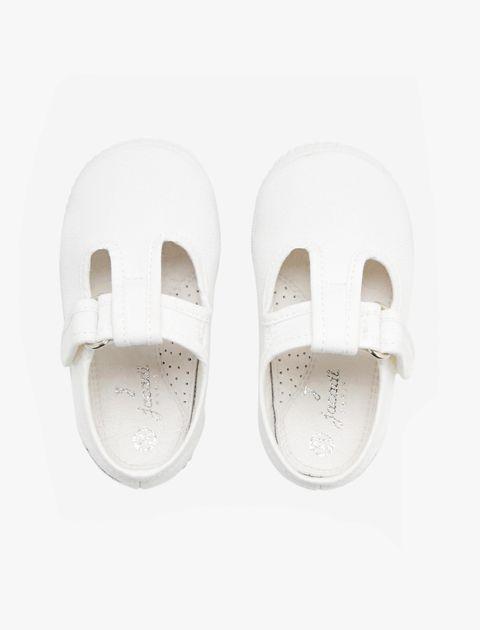 کفش چسبی دخترانه Elipse - سفيد - 2