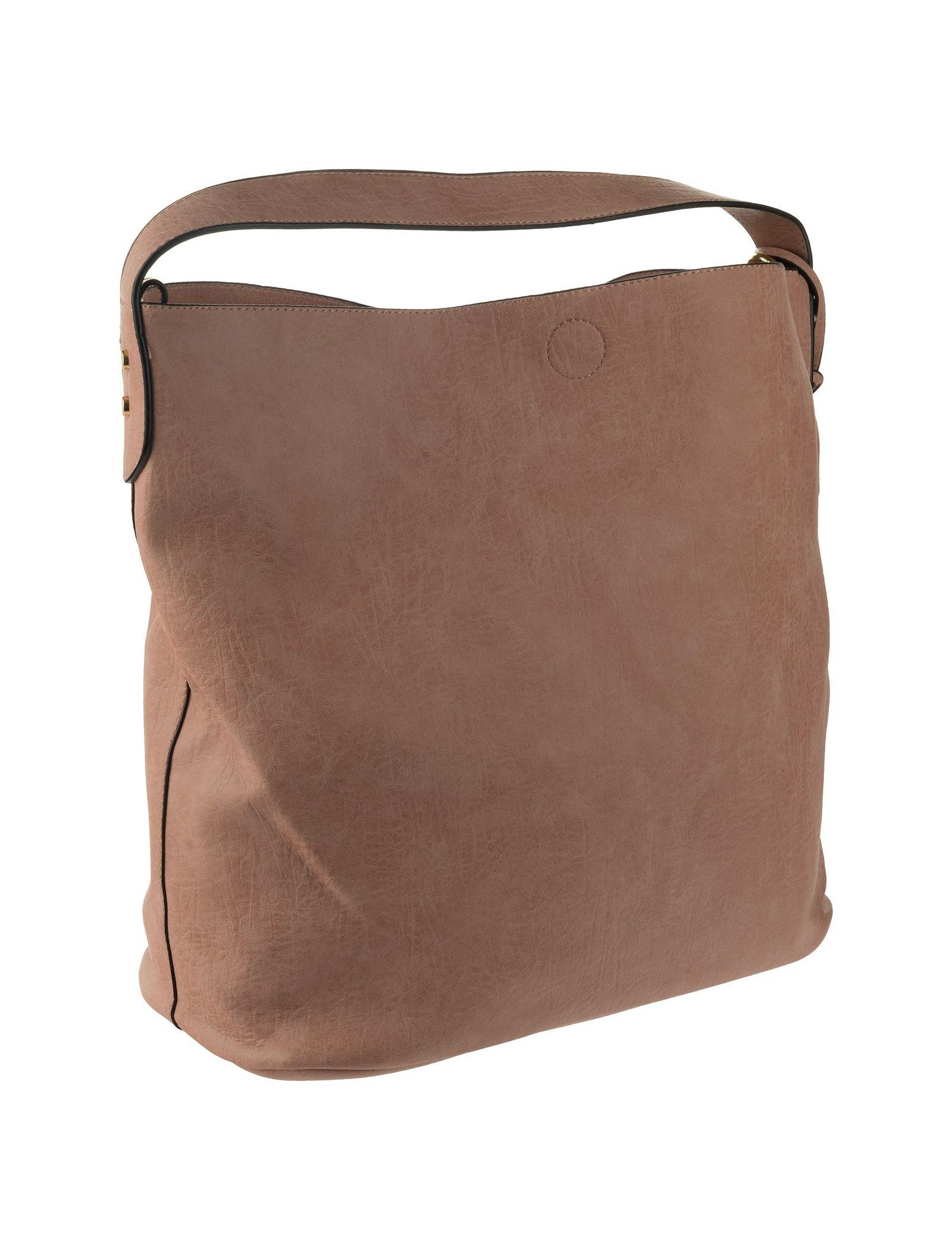 کیف دستی روزمره زنانه - دادلین تک سایز - صورتي - 6