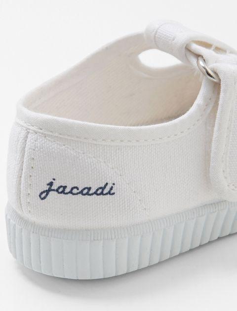 کفش چسبی دخترانه Elipse - جاکادی - سفيد - 5