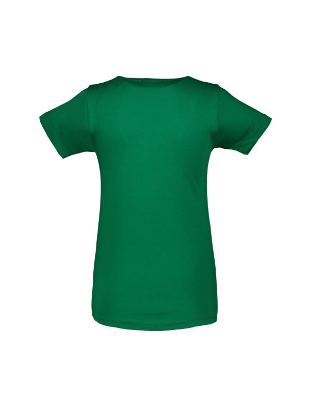 Women Cotton Round Neck T-Shirt