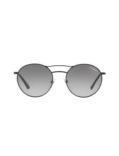 عینک آفتابی گرد زنانه - ووگ