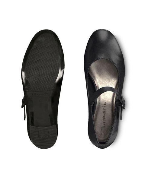 کفش پاشنه دار زنانه ALIDA - تاماریس - مشکي - 2