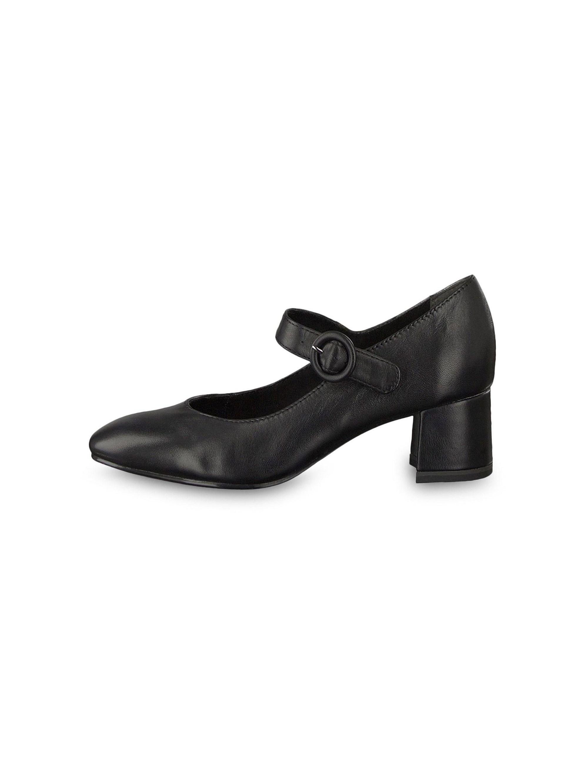 کفش پاشنه دار زنانه ALIDA - تاماریس - مشکي - 3