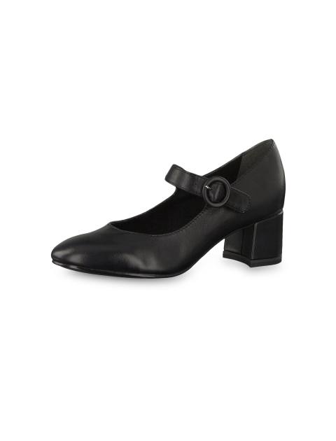 کفش پاشنه دار زنانه ALIDA - تاماریس - مشکي - 4