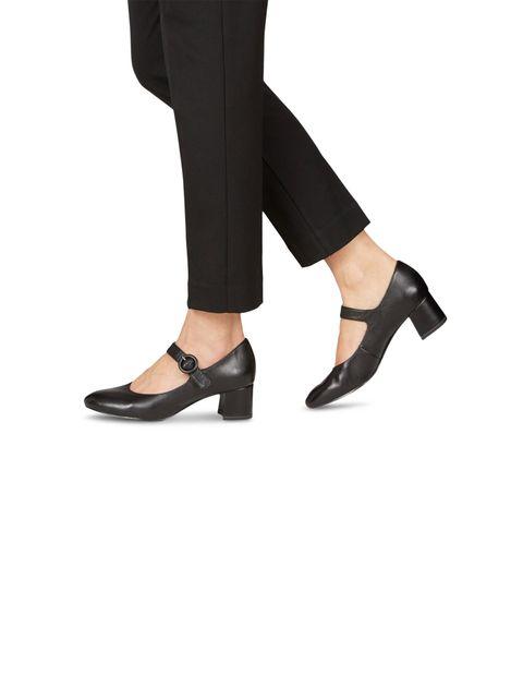 کفش پاشنه دار زنانه ALIDA - تاماریس - مشکي - 5