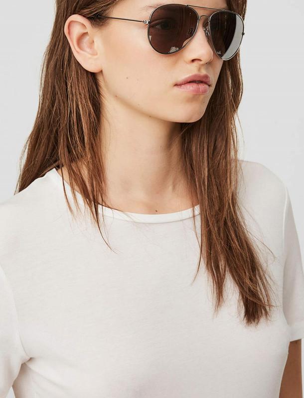 عینک آفتابی خلبانی زنانه - ورو مدا