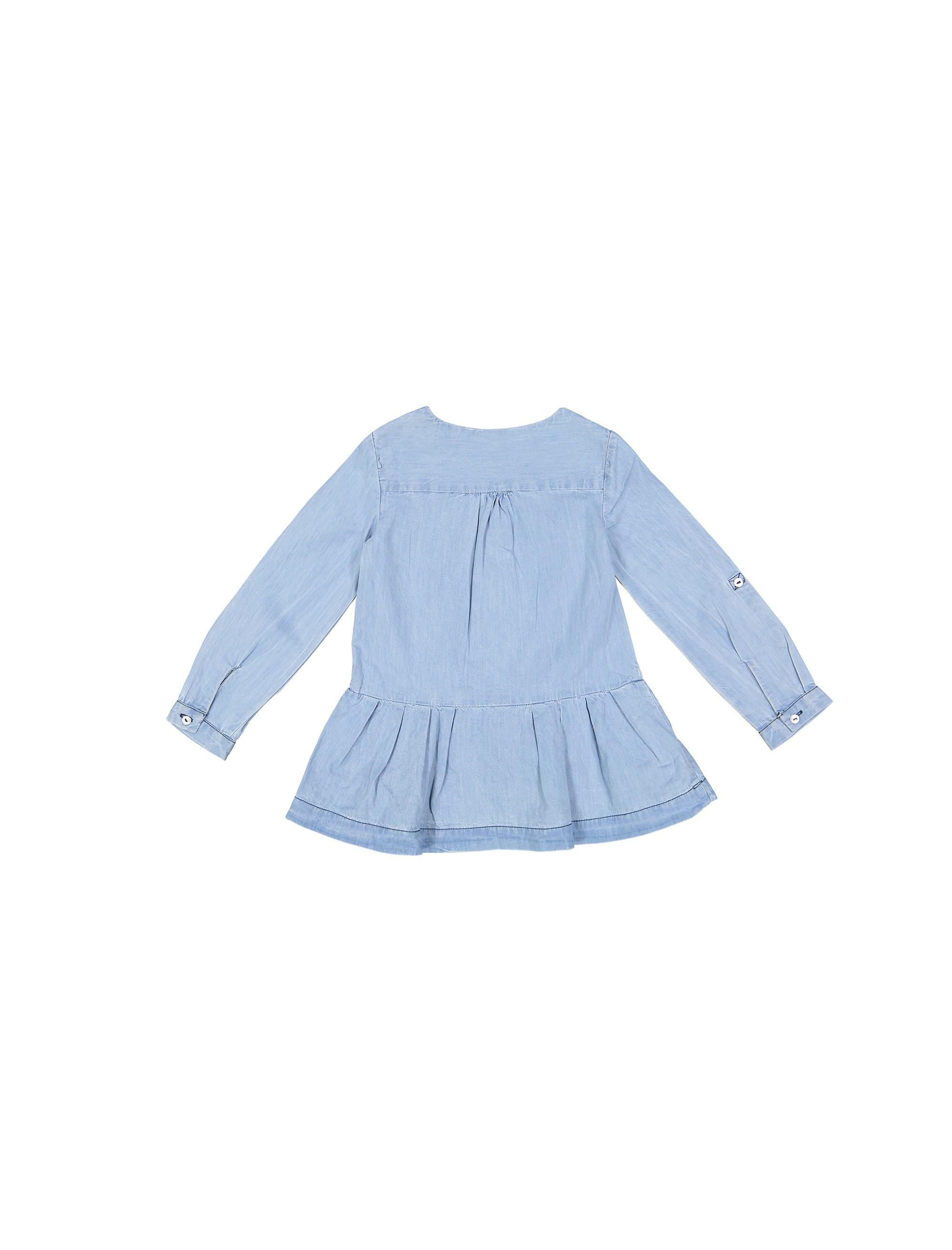 پیراهن نخی روزمره دخترانه - بلوکیدز