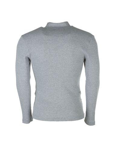 تی شرت نخی یقه ایستاده مردانه