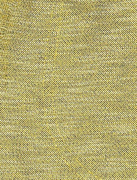 شلوار نخی دم پا کش پسرانه 11 - زرد - 3