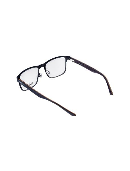 عینک طبی ویفرر مردانه - سرمه اي  - 3