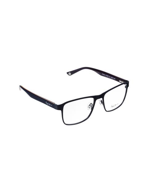 عینک طبی ویفرر مردانه - سرمه اي  - 4