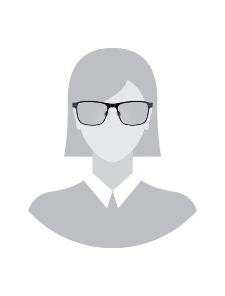عینک طبی ویفرر مردانه - سرمه اي  - 5