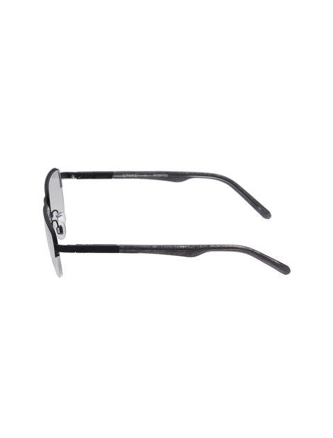 عینک طبی مستطیل مردانه - اسپاین - مشکي  - 2