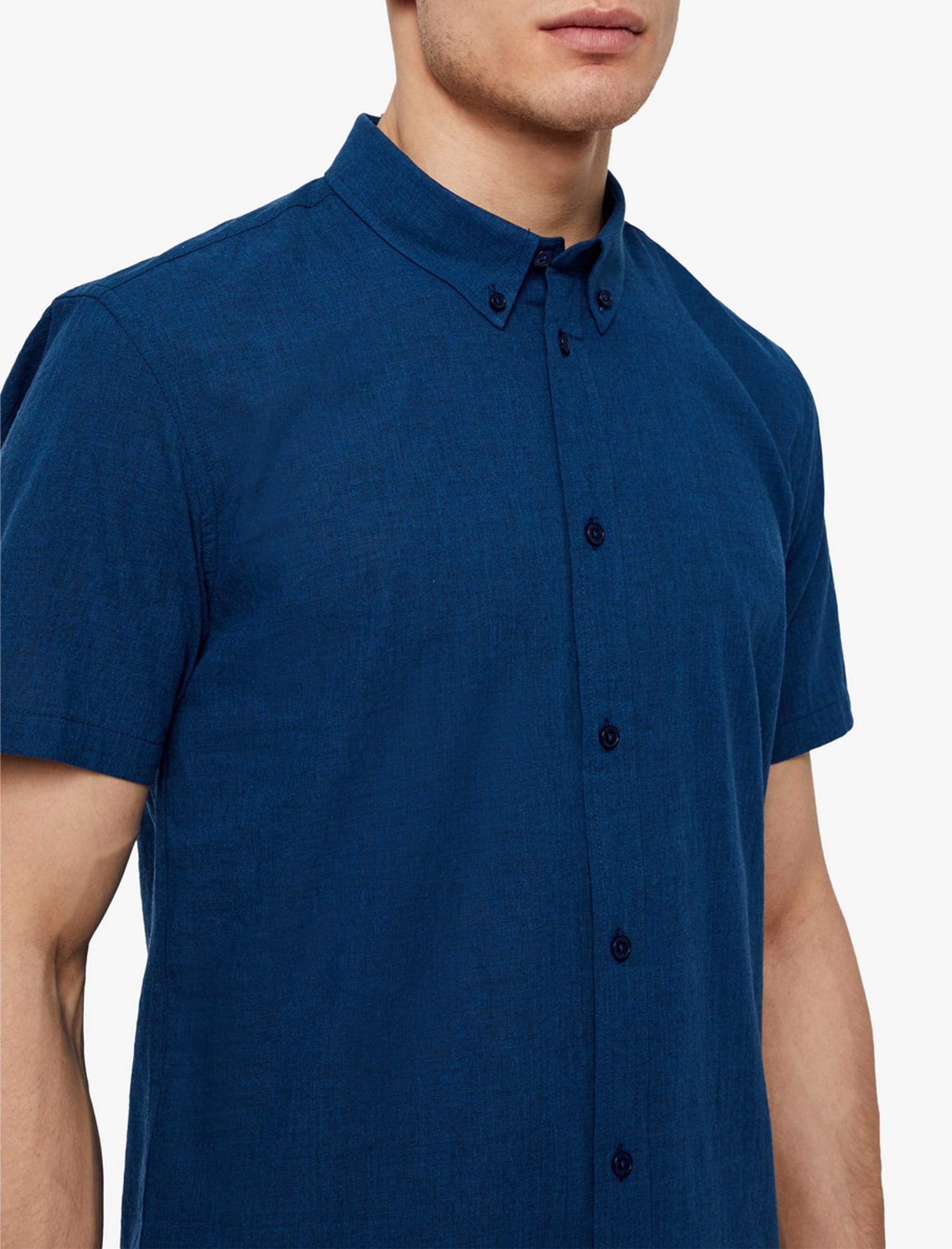 پیراهن نخی مردانه aleksander