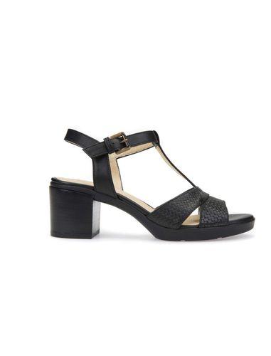 کفش چرم پاشنه بلند زنانه ANNYA - جی اوکس