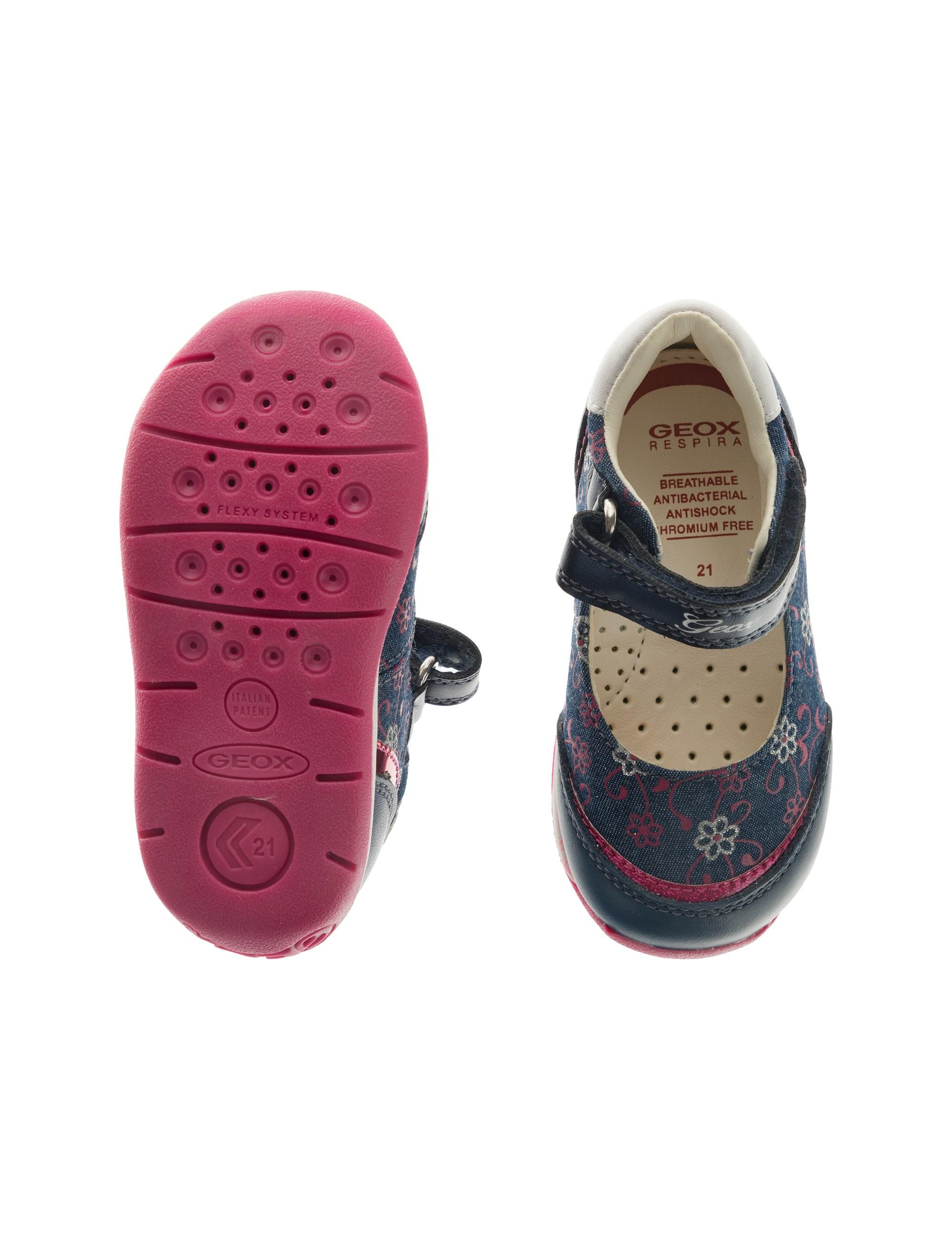 کفش پارچه ای نوزادی دخترانه Each - جی اوکس