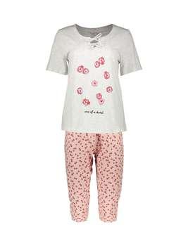 تاپ و شلوارک راحتی زنانه | Women Loungewear / Women T-shirt and Pants