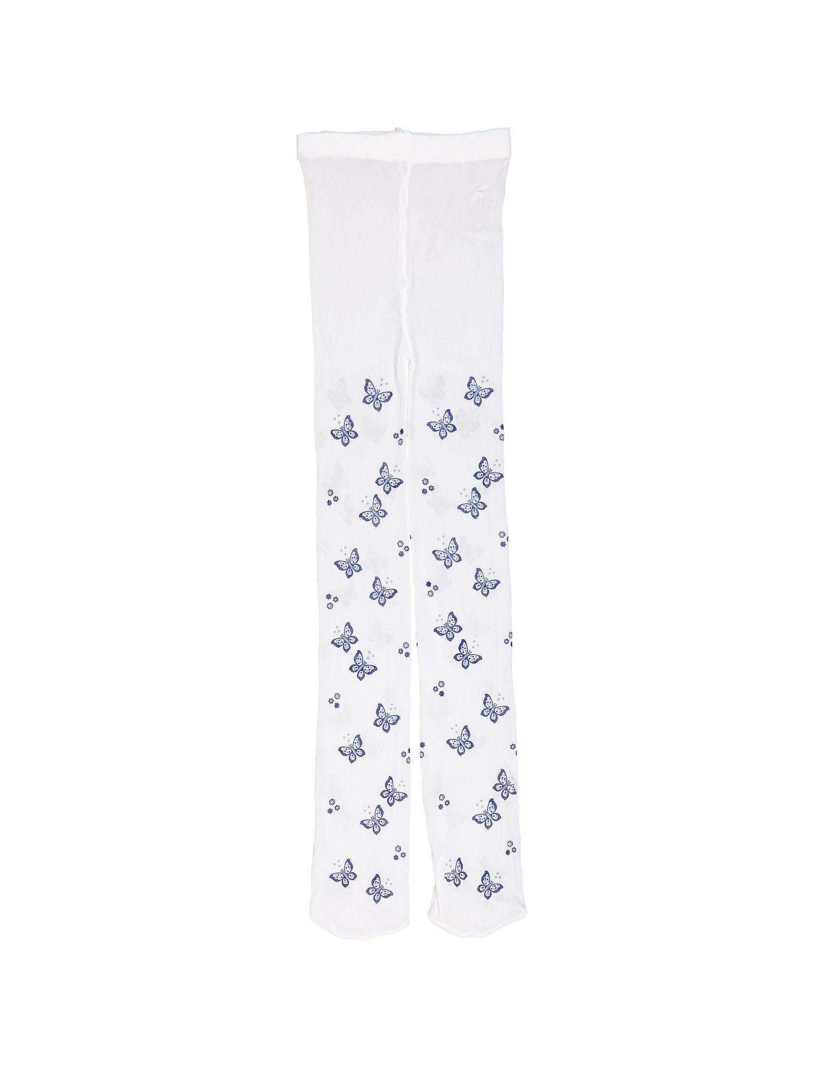 جوراب شلواری طرح دار دخترانه - بلوکیدز - سفيد - 2