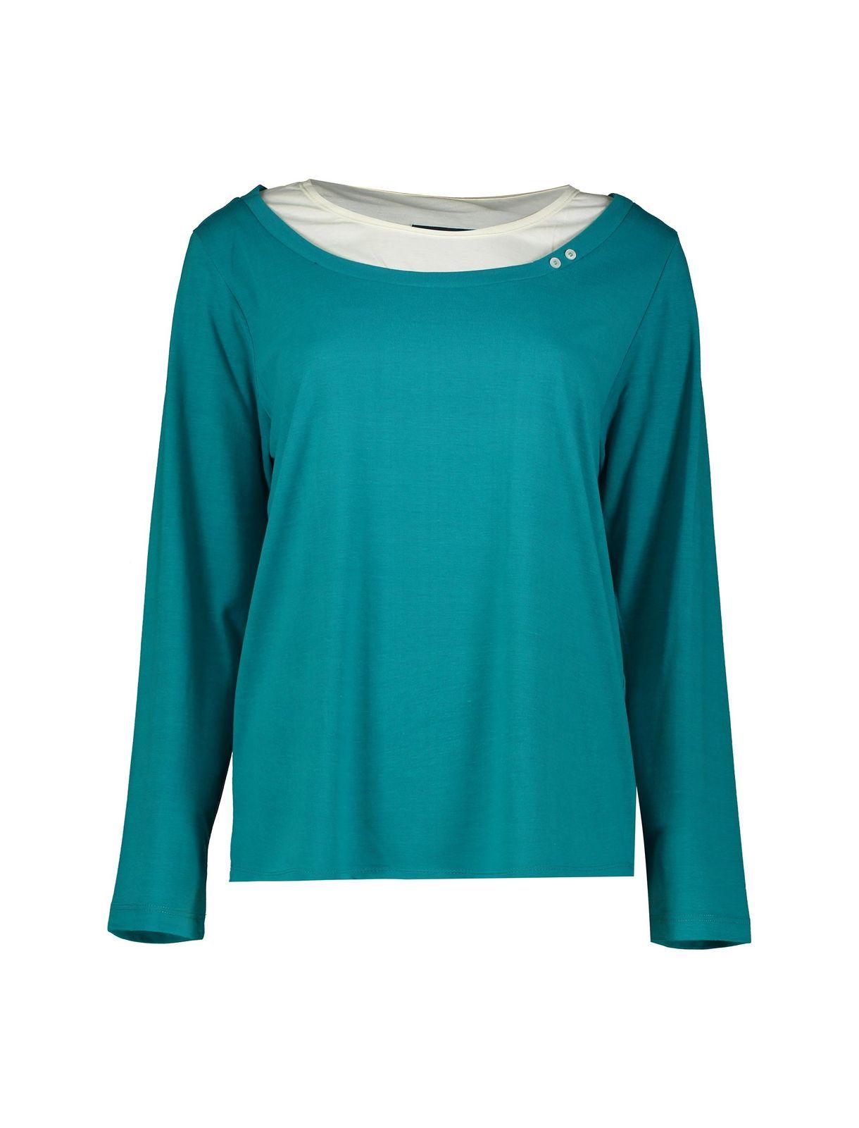 تی شرت آستین بلند زنانه – رامکات  Women Long Sleeve T-Shirt – Ramcott