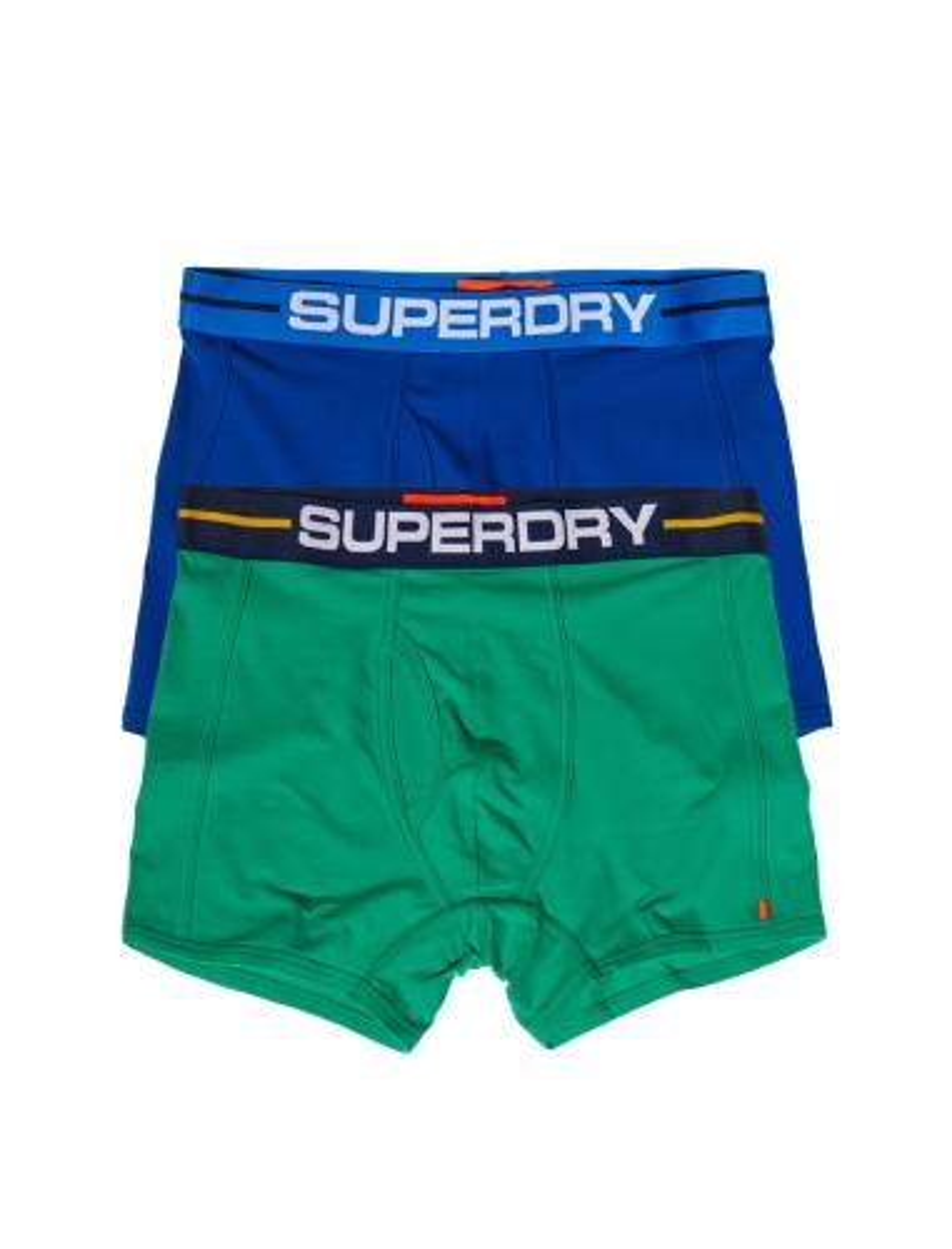 Men Cotton Boxer Underwear Pack Of 2 - سوپردرای