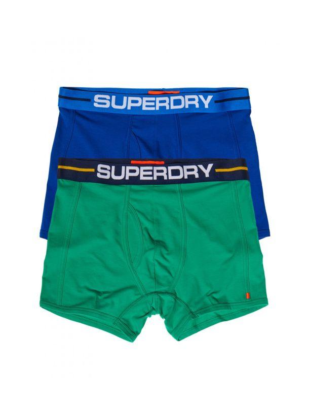 Men Cotton Boxer Underwear Pack Of 2