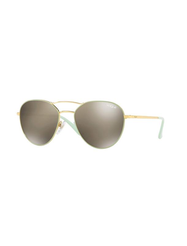 عینک آفتابی خلبانی زنانه - ووگ