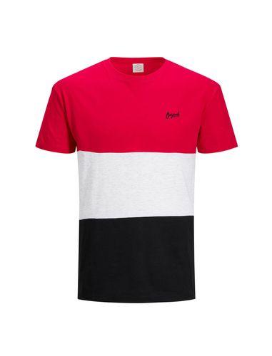 تی شرت نخی آستین کوتاه مردانه