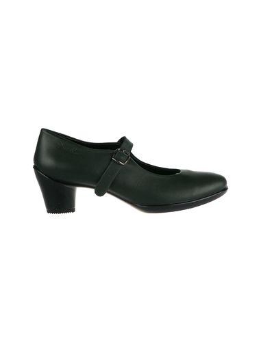 کفش پاشنه بلند چرم زنانه Amitis