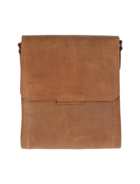 کیف دوشی چرم بزرگسال - چرم لانکا