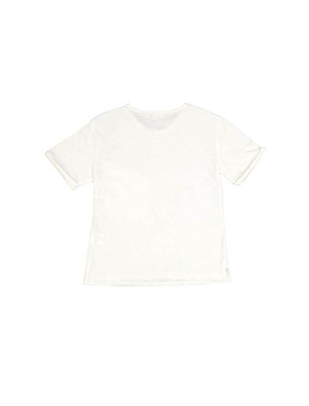 تی شرت نخی آستین کوتاه پسرانه - بلوکیدز