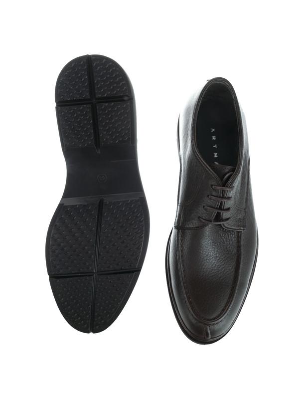 کفش اداری چرم مردانه abraham