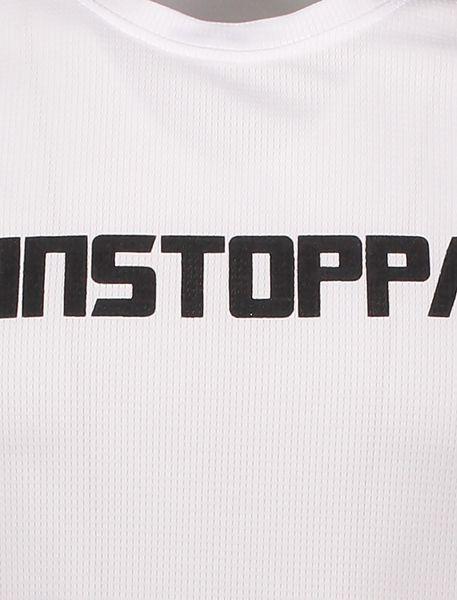 تی شرت یقه گرد مردانه - سفيد - 5