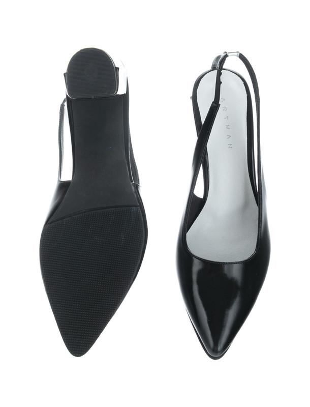 کفش پاشنه بلند چرم زنانه Lamia-2