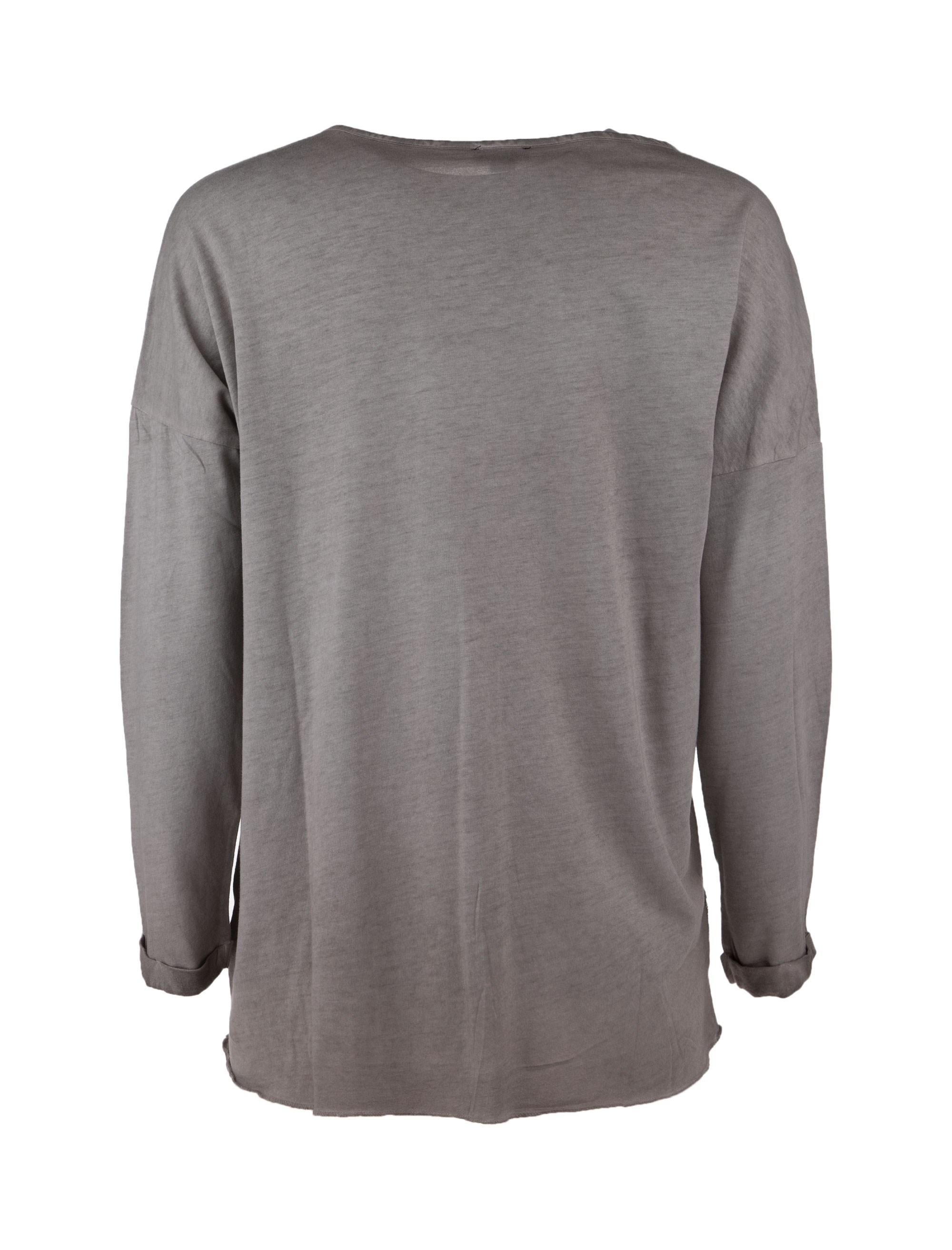تی شرت نخی یقه گرد زنانه - یوپیم - بژ - 2