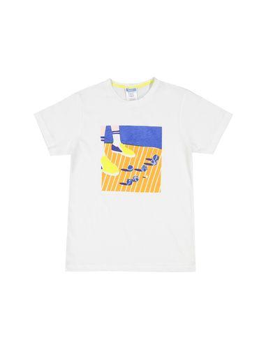 تی شرت نخی یقه گرد پسرانه Lauder - جاکادی
