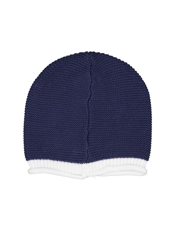 کلاه بافتنی نوزادی پسرانه - ایدکس