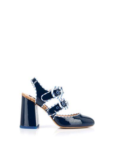 کفش چرم پاشنه بلند زنانه DANSANT