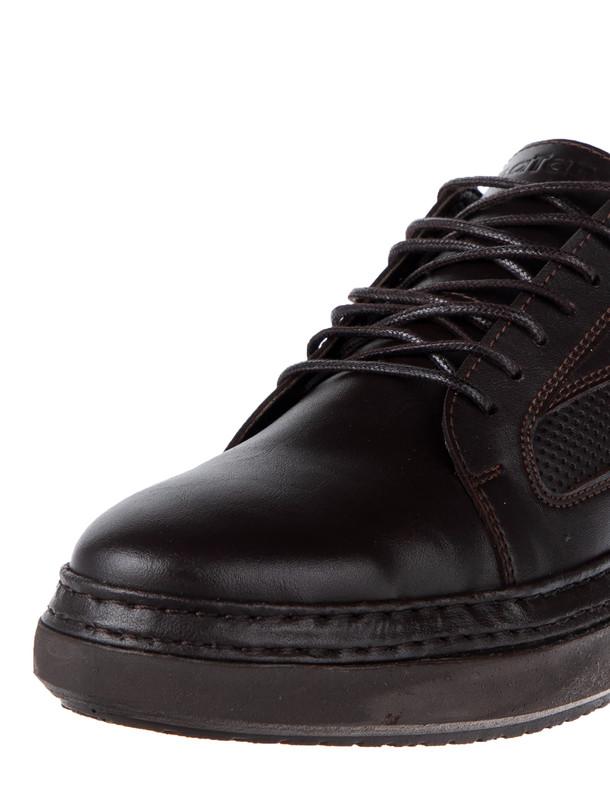 کفش کتانی چرم مردانه