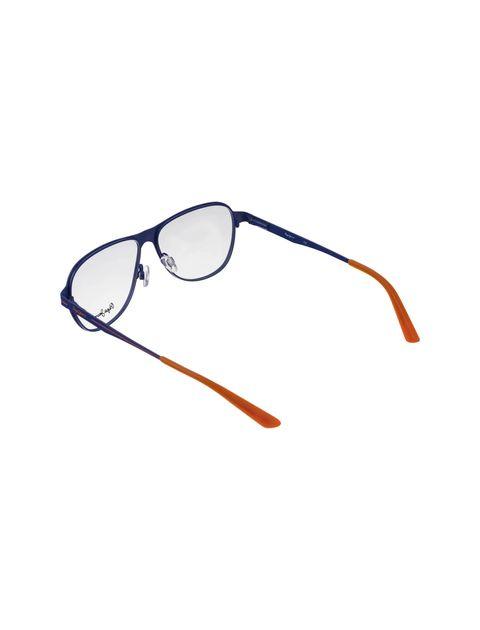 عینک طبی خلبانی مردانه - آبي  - 3