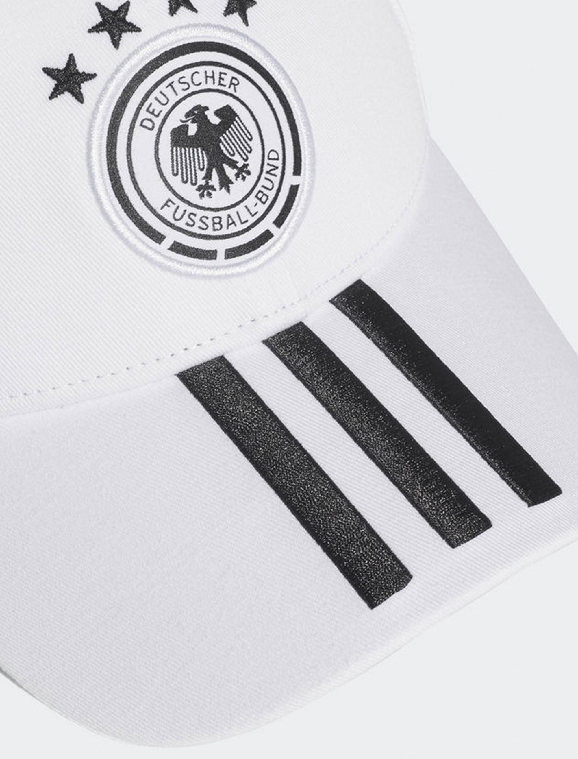 کپ نخی ساده بزرگسال Germany - آدیداس - سفيد - 4