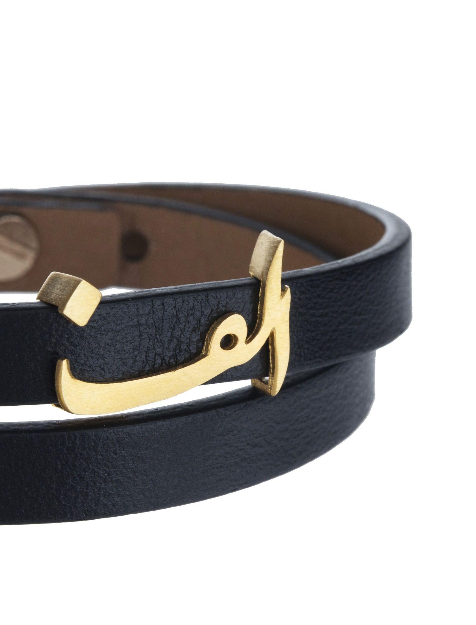 دستبند طلا زنانه - درسا -  - 2