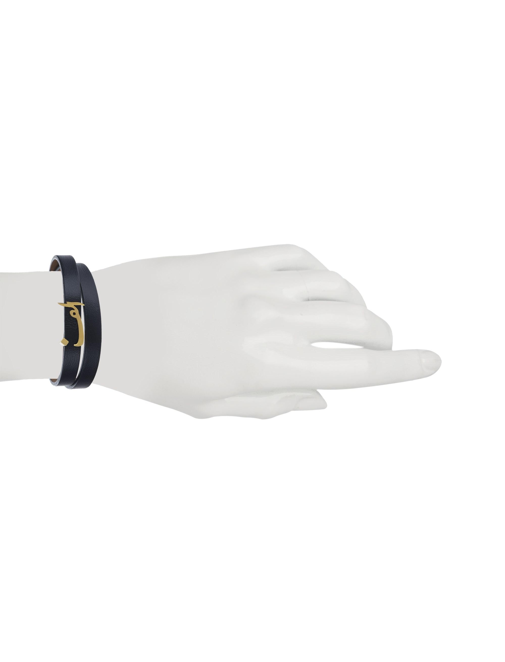 دستبند طلا زنانه - درسا -  - 4
