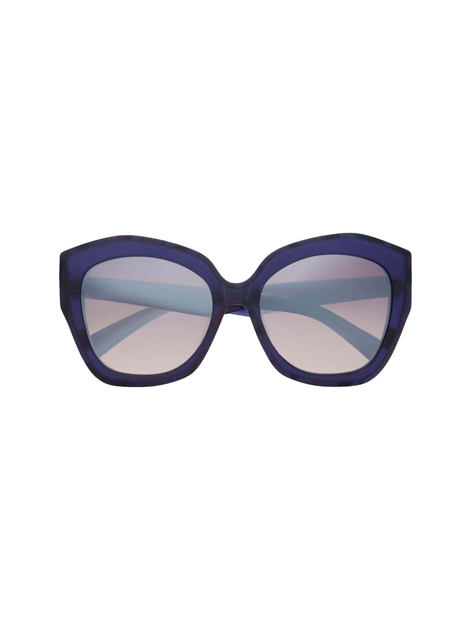 عینک آفتابی گربه ای زنانه - کریستین لاکروآ - آبي - 1