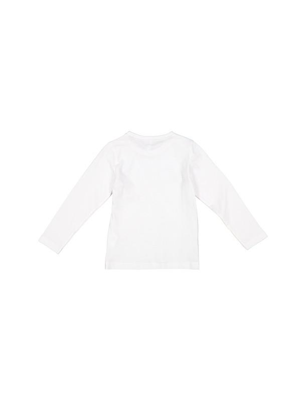 تی شرت نخی آستین بلند پسرانه - ایدکس
