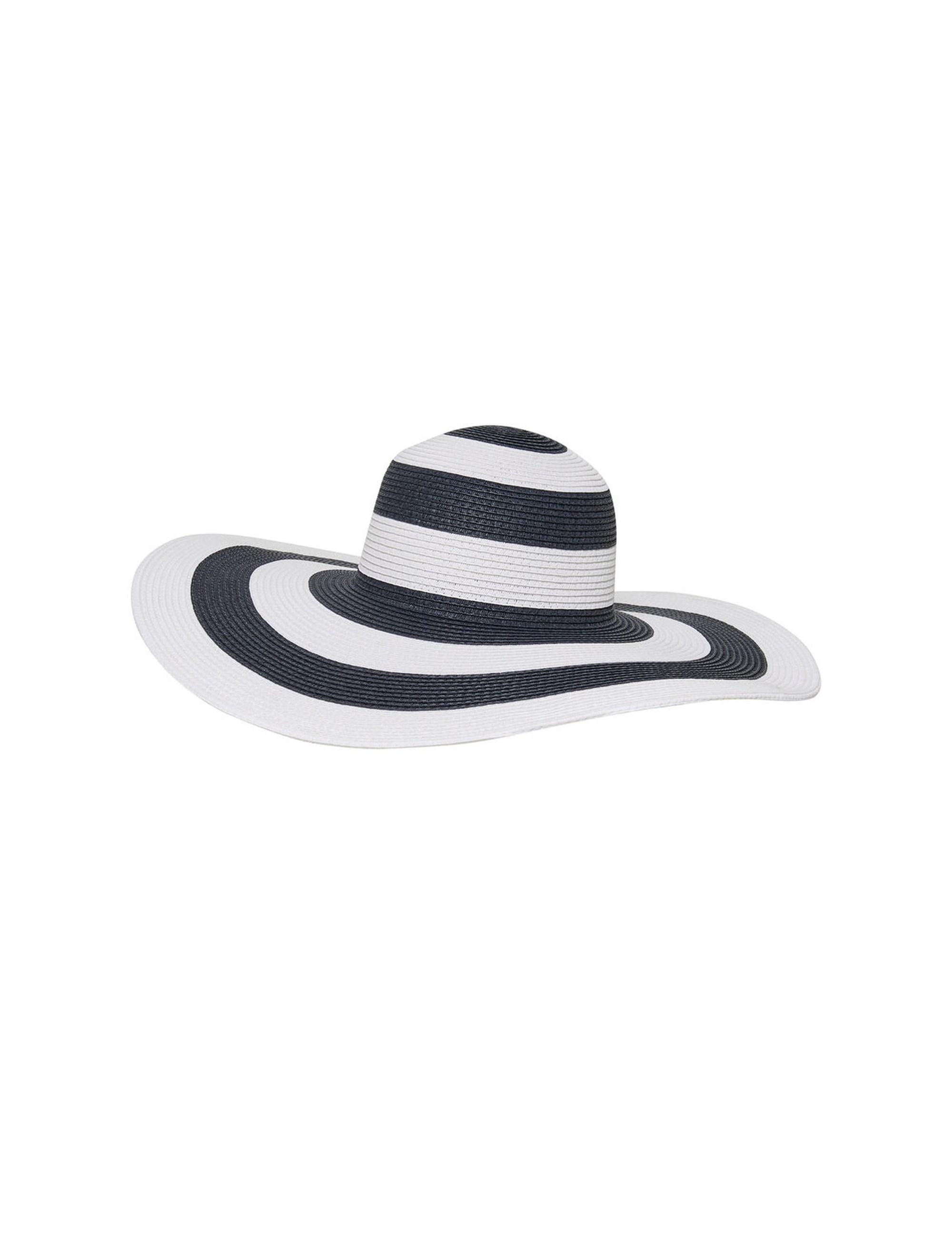 کلاه حصیری زنانه