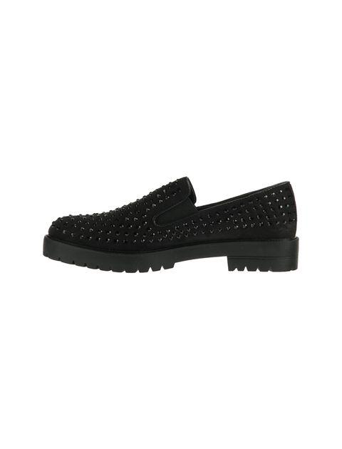 کفش تخت پارچه ای زنانه - مارتین پسکاتوره - مشکي - 2